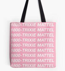 "Hello, Ron? Trixie Mattel ""Hotline Bling"" Print Tote Bag"