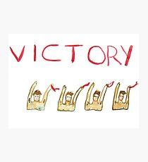 Victory Photographic Print