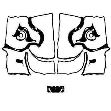 Symetryface by LeoMertens