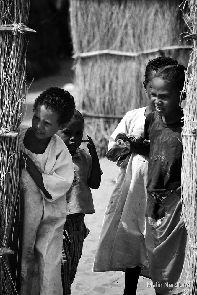 Children by Malin Nordlund