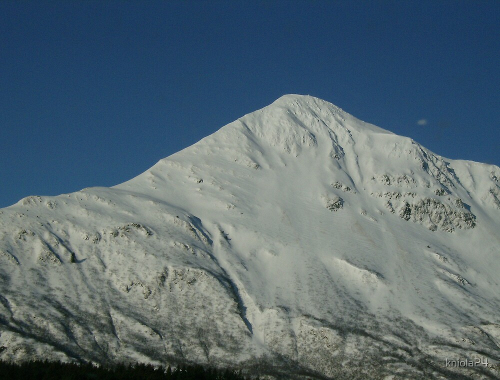 Barometer mountain by kniola24