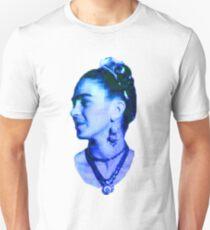 Lady Blue Unisex T-Shirt