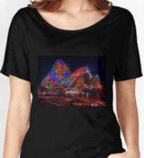 Our Opera House is blooming! Women's Relaxed Fit T-Shirt