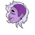 Punk Amethyst von baeraedraws