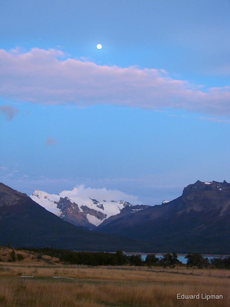Patagonian Sunrise by Edward Lipman