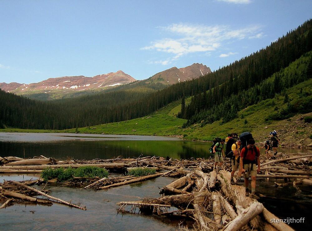 Experiencing Colorado by stenzijthoff
