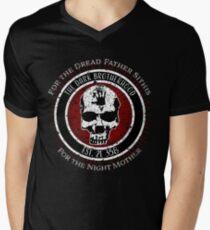 Dark Brotherhood Vintage Design Men's V-Neck T-Shirt