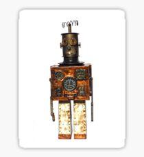 Mr Roboto Sticker