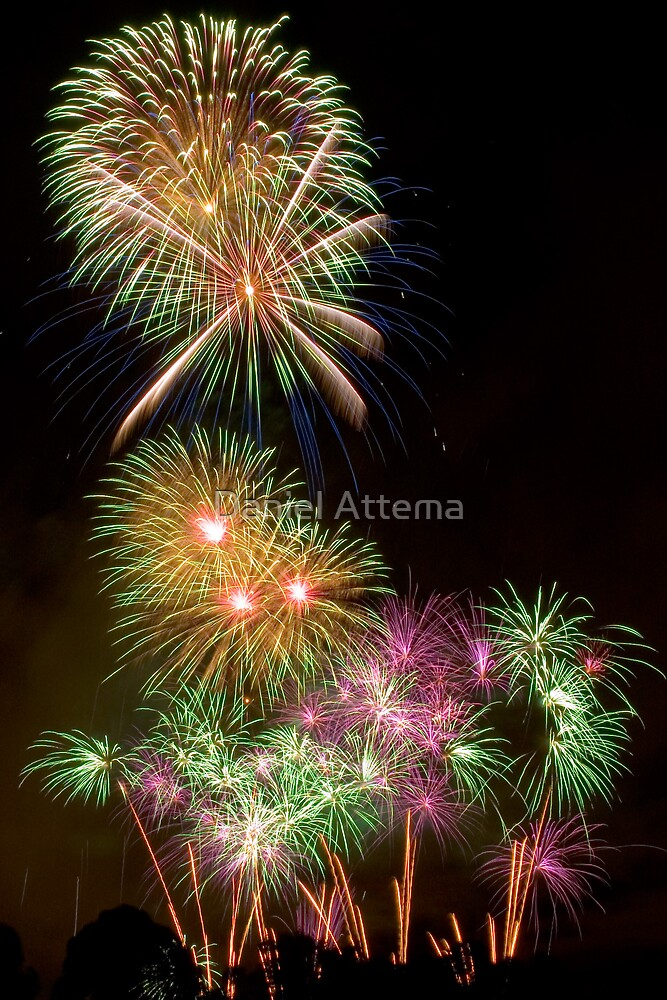 Adelaide Skyshow 2006 by Daniel Attema