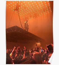 Saint Pablo Kanye West Poster