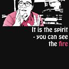 You Can See the Fire by Ragcha