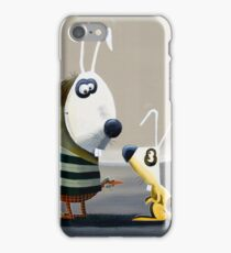 Peace offering iPhone Case/Skin