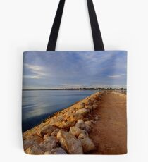 Ceduna Breakwater Tote Bag