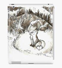 Fox Valentine iPad Case/Skin