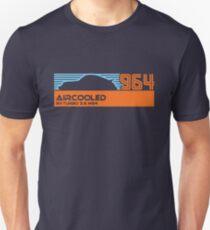 964 aircooled (blue/org) T-Shirt