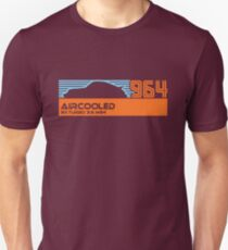 964 aircooled (blue/org) Unisex T-Shirt