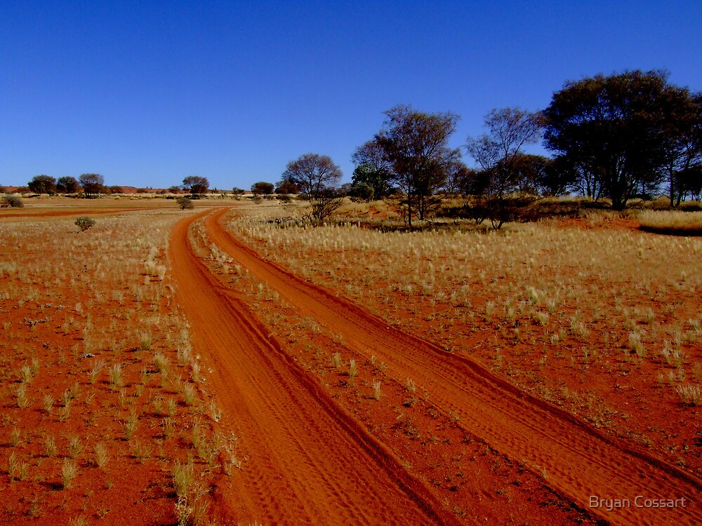 Canning Stock Route by Bryan Cossart