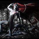 Angels of Death 003 by Ian Sokoliwski