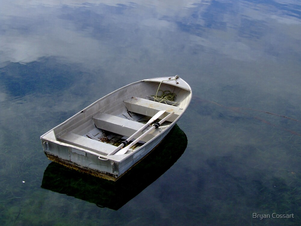 Dinghy by Bryan Cossart