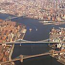 Brooklyn Bridges Trio by subwaymark