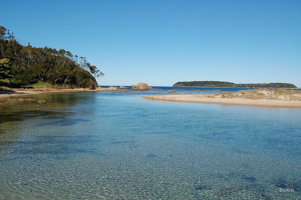 Tomakin - Beach Life in Australia by euee