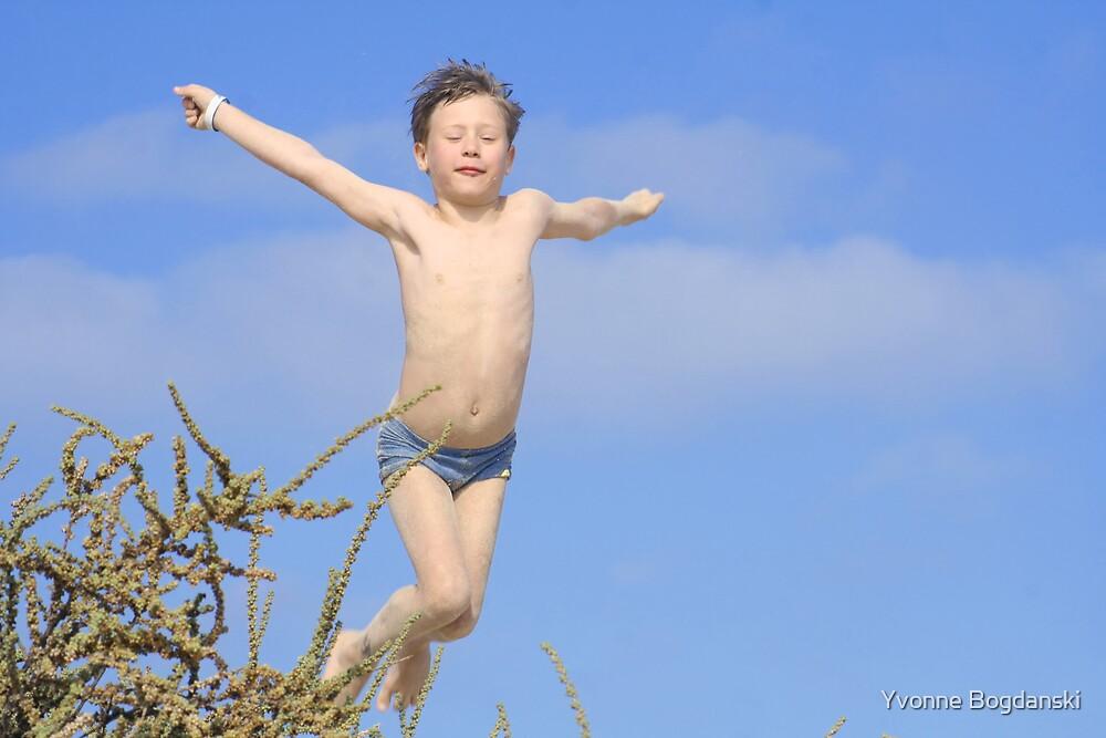 Feel free by Yvonne Bogdanski