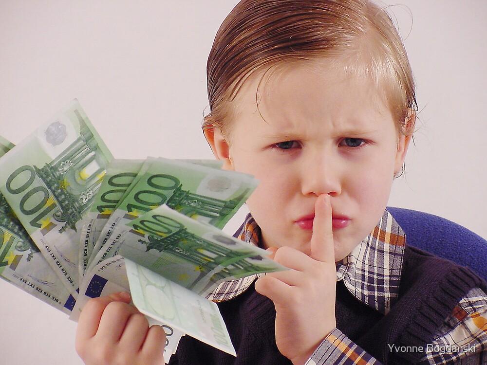 a lot of money by Yvonne Bogdanski