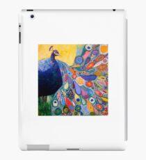 Colorful Peacock iPad Case/Skin