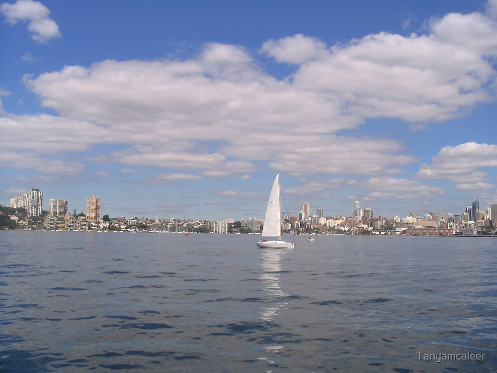 Sydney, Australia by Tanyamcaleer