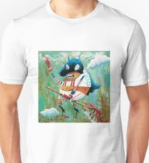 Captain Rakeman T-Shirt