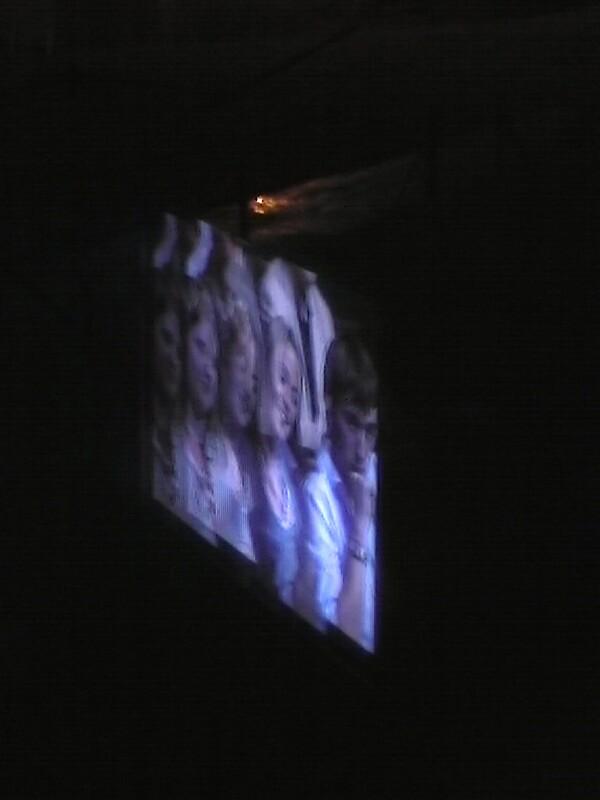 Screen Reflection 4 by manwithxrayspecs