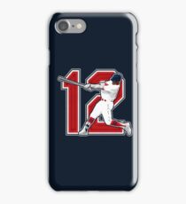12 - Frankie (original) iPhone Case/Skin