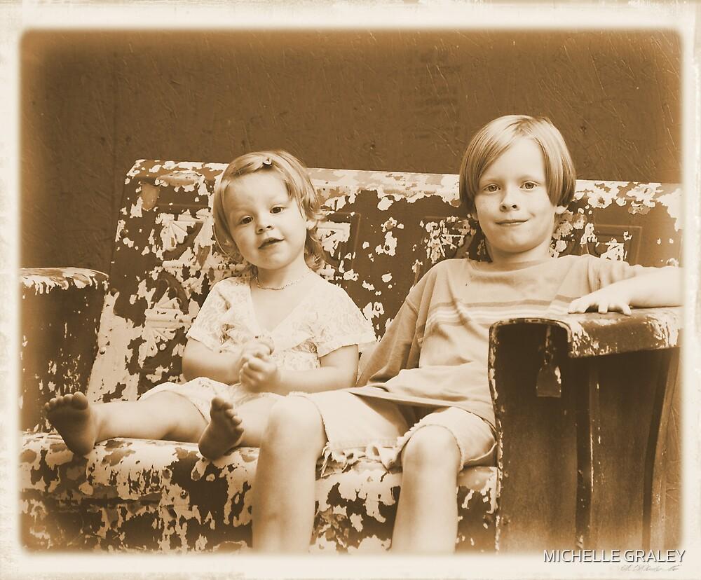 CHILDREN by MICHELLE GRALEY