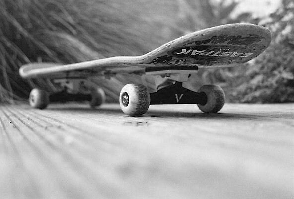 skateboard by bencosy1001