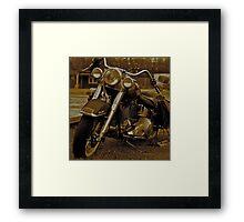 My Harley - Davidson - Road to Hell   Brown Sugar Story
