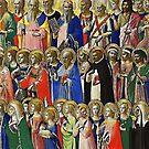 Procession of Saints by BadBehaviour