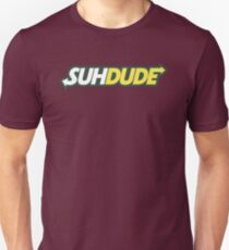 suh dude subway Unisex T-Shirt