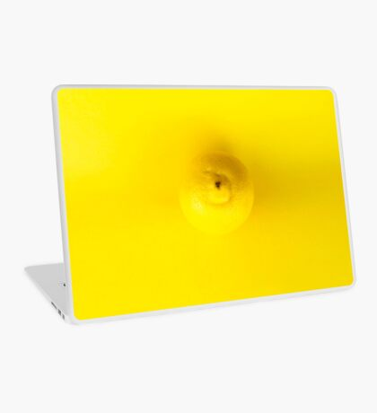 Gelbe Zitrone Laptop Folie