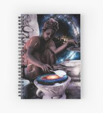 Cookin' up a Galaxy. Spiral Notebook