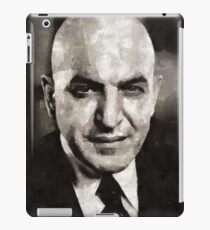 Telly Savalas, Actor - Kojak iPad Case/Skin