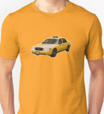 Taxi Cab Groove T-Shirt