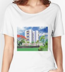 Apartments Women's Relaxed Fit T-Shirt