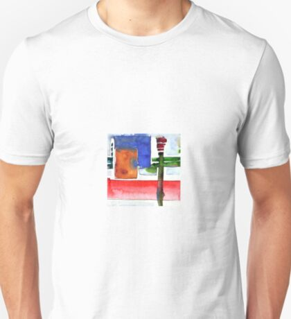 New Abstract T-Shirt