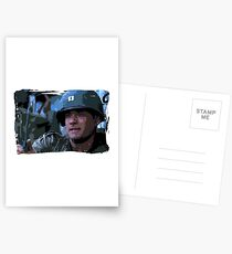 Saving Pvt. Ryan Postcards