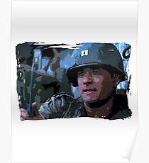Saving Pvt. Ryan Poster