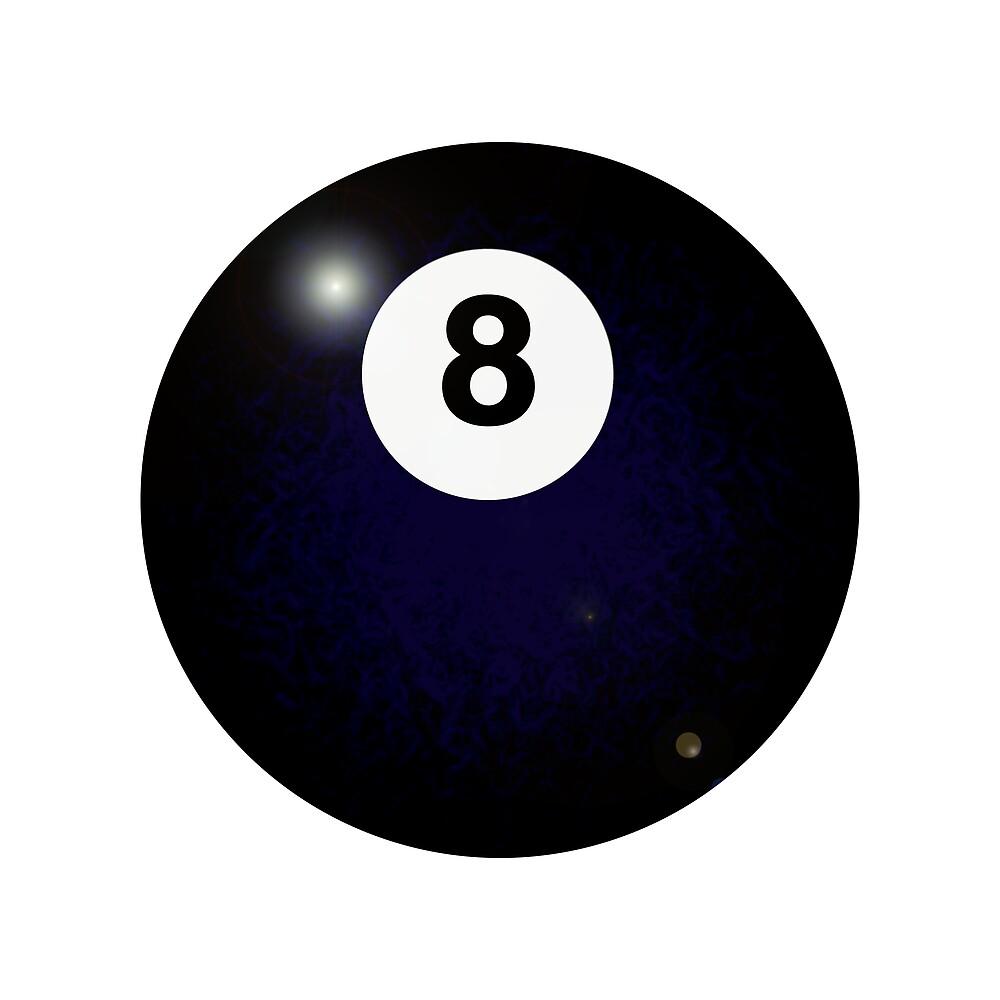 8 Ball by kurtmarcelle