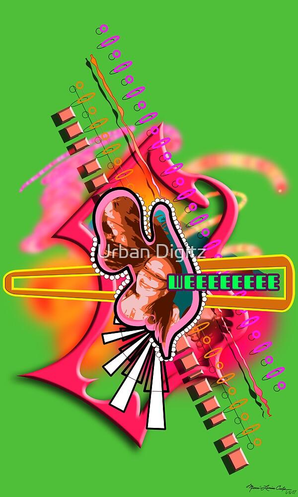 WEEEEEEEE! by Urban Digitz