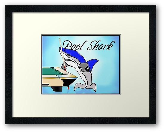 Pool Shark Challenge by kurtmarcelle