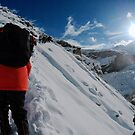 Chadar Climb by Nishant Kuchekar