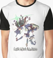 Little Witch Academia Team & Logo Graphic T-Shirt